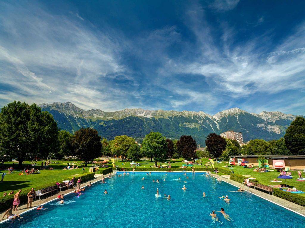 Freibad Tivoli, Quelle: Innsbruck Info